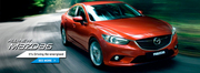 Enjoy the smooth drive of new Mazda 6