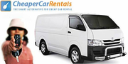 Get Van Rental Services in Melbourne