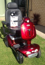 Shoprider 889SL 4 wheeled mobility scooter