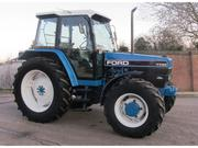 TRACTOR FORD 7740 SL