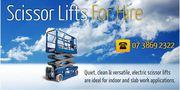 Diesel Scissor Lift Hire: Brisbane Scissor Lift Hire