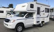 Discoverer Campers for Sale AU