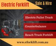 Forklift Hire & Sale in Melbourne & Sydney