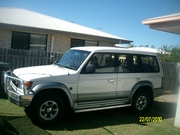 FOR SALE ,   94 PAJERO ,  7 SEATER,   LITTLE NEEDED FOR RWC  $3500 o.n.o